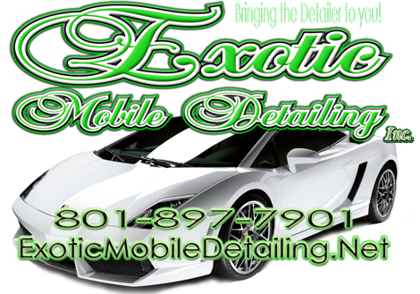 Exotic Mobile Detailing - Salt Lake City's Best Mobile Detailing Co.